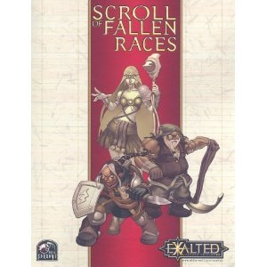 Exalted Scroll of the Fallen Races