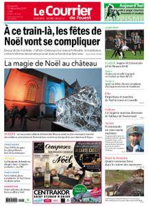 Le Courrier de l'Ouest Nord Anjou – 15 décembre 2019