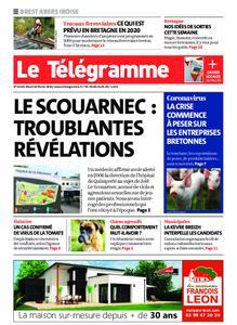 Le Télégramme Brest Abers Iroise – 18 février 2020