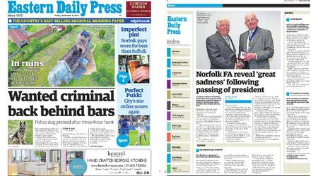 Eastern Daily Press – September 06, 2019