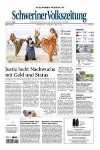 Schweriner Volkszeitung Hagenower Kreisblatt - 27. Juni 2018
