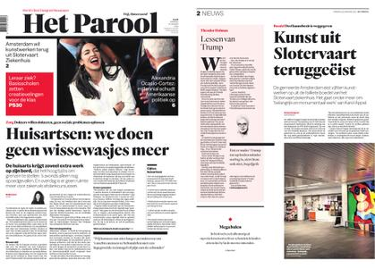 Het Parool – 22 januari 2019
