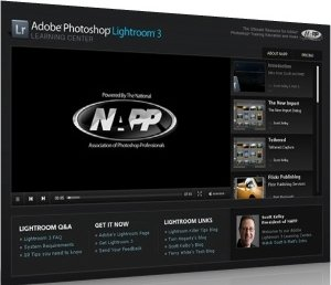 NAPP Launches Adobe Photoshop Lightroom 3 Learning Center