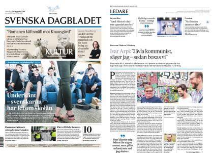 Svenska Dagbladet – 26 augusti 2018