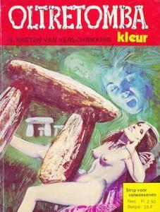 """(Nieuwe Strip 2018 22) [01/10] - """"Oltretomba Kleur - 19 - Kreten Van Verschrikking.cbr"""""""