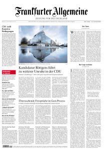 Frankfurter Allgemeine Zeitung - 19 Februar 2020