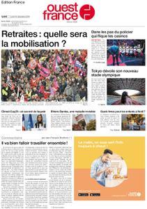 Ouest-France Édition France – 16 décembre 2019