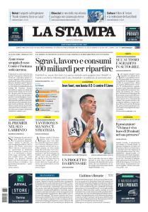 La Stampa Imperia e Sanremo - 8 Agosto 2020