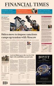 Financial Times Europe - April 16, 2021