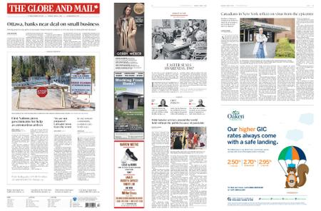 The Globe and Mail – April 06, 2020