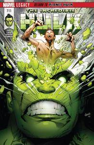 Incredible Hulk 711 2018 Digital Zone-Empire