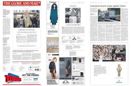 The Globe and Mail – October 17, 2019