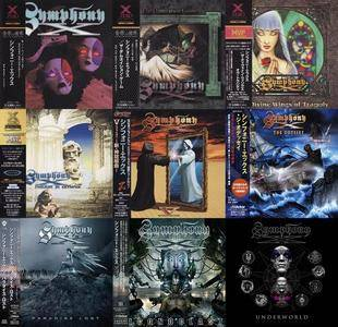 Symphony X - Discography [9 Studio Albums] (1994-2015)