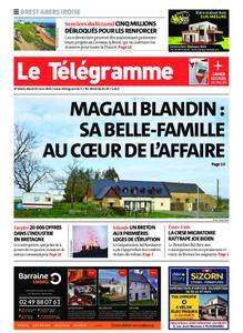 Le Télégramme Brest Abers Iroise – 23 mars 2021