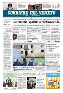 Corriere del Veneto Vicenza e Bassano – 24 luglio 2019