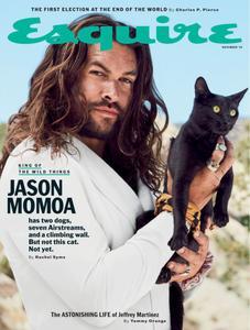 Esquire USA - November 2019