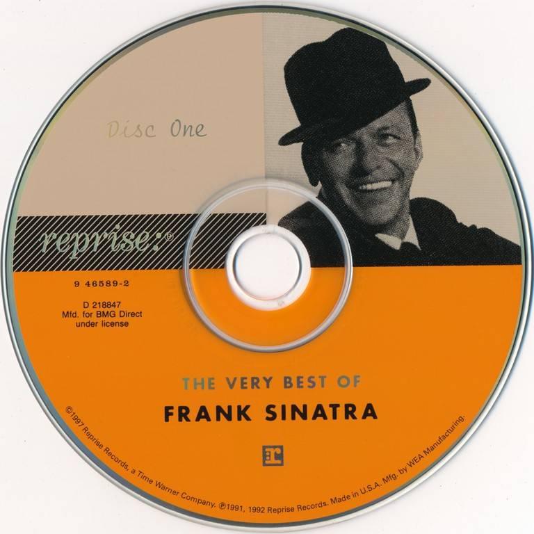 Frank Sinatra - The Very Best Of Frank Sinatra (1997)