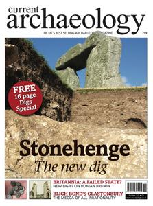 Current Archaeology - Issue 219