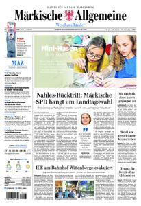 Märkische Allgemeine Westhavelländer - 03. Juni 2019