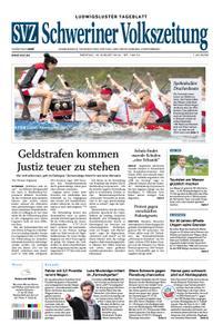 Schweriner Volkszeitung Ludwigsluster Tageblatt - 19. August 2019