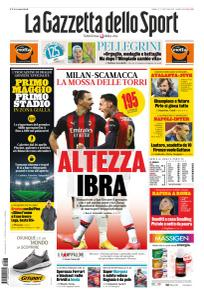 La Gazzetta dello Sport Roma - 17 Aprile 2021