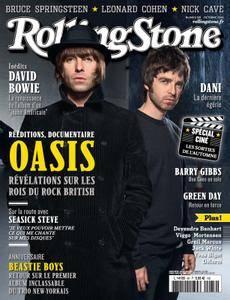Rolling Stone France - octobre 2016