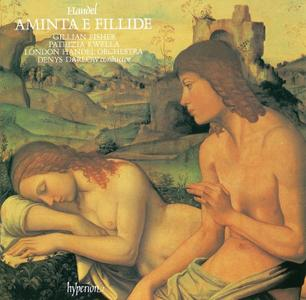 Denys Darlow, London Handel Orchestra, Gillian Fisher, Patrizia Kwella - Handel: Aminta e Fillide (1985)