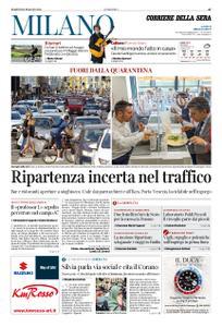 Corriere della Sera Milano – 19 maggio 2020