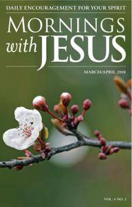 Mornings with Jesus - March 2018