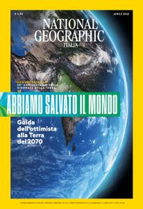 National Geographic Italia - aprile 2020