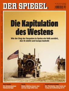 Der Spiegel - 19 Oktober 2019