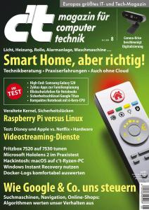 c't Magazin Nr.8 - 28 März 2020