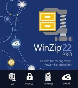 WinZip Pro 22.0 Build 12684 Portable