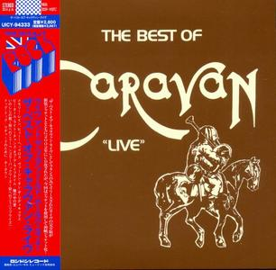 "Caravan - Live At The Fairfield Halls, 1974 (The Best Of Caravan ""Live"") (1980) [Japanese Edition 2009] (Repost)"