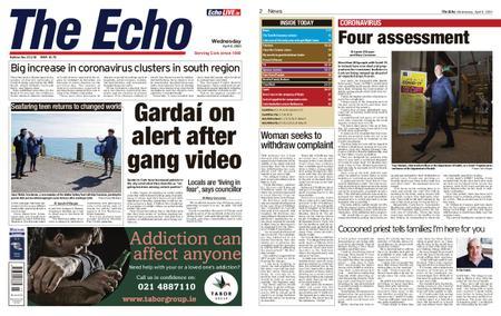 Evening Echo – April 08, 2020