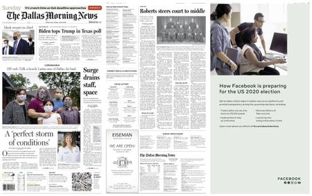 The Dallas Morning News – July 12, 2020