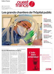 Ouest-France Édition France – 20 mai 2020