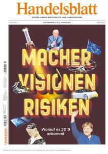 Handelsblatt - 04. Januar 2019