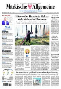 Neue Oranienburger Zeitung - 05. Juni 2019