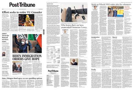Post-Tribune – January 24, 2021