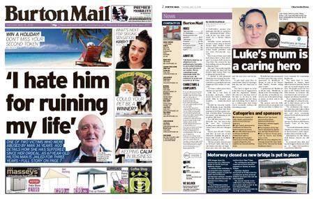 Burton Mail – May 15, 2018