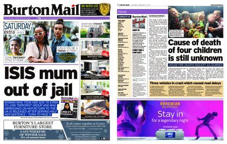 Burton Mail – February 16, 2019