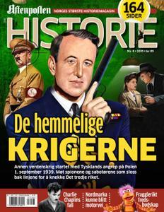 Aftenposten Historie – august 2019