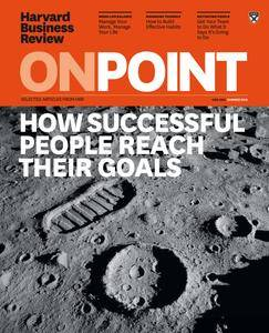 Harvard Business Review OnPoint - April 2018