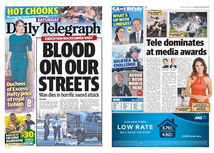 The Daily Telegraph (Sydney) – August 11, 2018