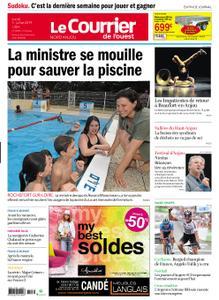 Le Courrier de l'Ouest Nord Anjou – 01 juillet 2019