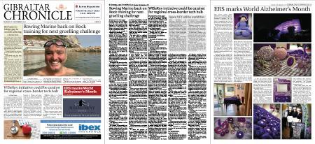 Gibraltar Chronicle – 27 September 2021