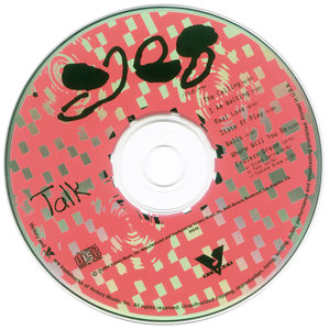 Yes - Talk (1994) Re-up