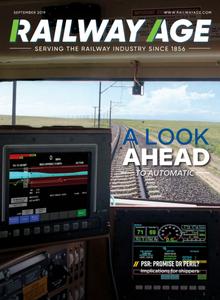 Railway Age - September 2019