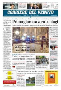 Corriere del Veneto Vicenza e Bassano – 22 maggio 2020